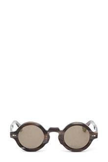 MOVITRA Occhiale montatura corno lente marrone