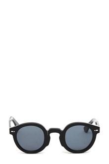 MOVITRA Occhiale montatura nera con lenti blu