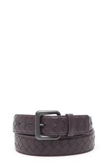BOTTEGA VENETA braided leather belt