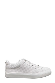 JIMMY CHOO 'Ace put' leather sneakers with stars on the back