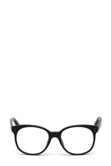 LINDA FARROW  Glasses with clear lenses