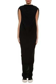 RICK OWENS 'Claudette' long dress