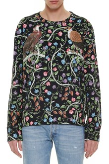 GUCCI 'Birds of pray' printed sweatshirt