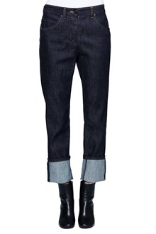 MAISON MARGIELA Jeans with cuffs