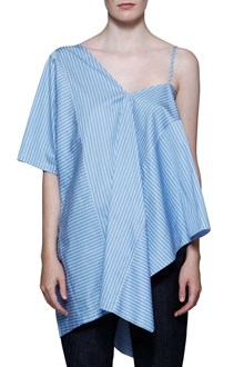 MAISON MARGIELA Top fro Maison Margiela: Poplin striped shirt