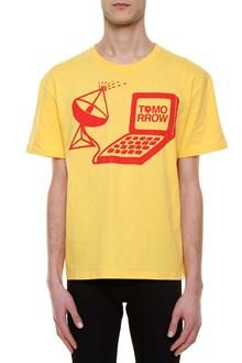 STELLA MCCARTNEY 'Black Tomorrow' print T-shirt