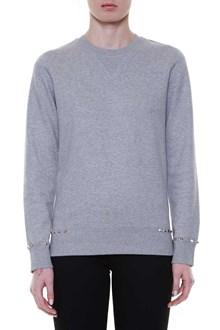 VALENTINO 'Rockstud' studded sweatshirt