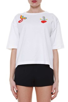 OLYMPIA LE-TAN Embroidered t-shirt