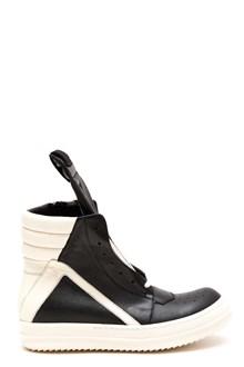 RICK OWENS 'Geobasket' tall sneakers