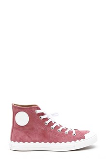 CHLOÉ 'Kyle' tall sneakers