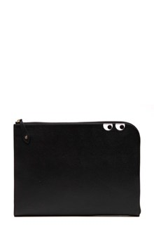 ANYA HINDMARCH 'Eyes' goat leather document case