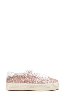 SAINT LAURENT Glitter sneaker