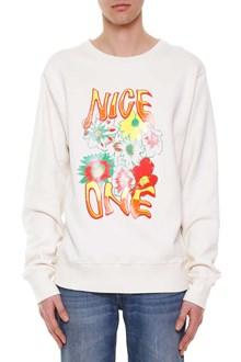 STELLA MCCARTNEY Sweater with 'Nice one' Print