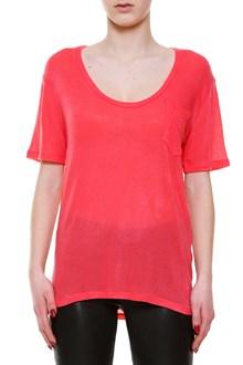 IRO Oversize mini pocket t-shirt