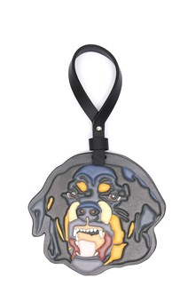 GIVENCHY 'Rottweiler' keyring