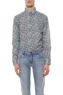 FENDI Flower print button-up