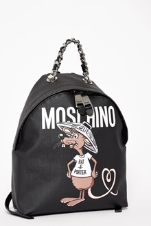 MOSCHINO Rat-a-porter backpack