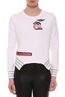 KARL LAGERFELD Sweatshirt with patch