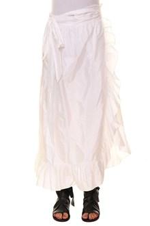 ISABEL MARANT 'Alda' long skirt with bow