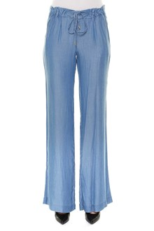 MICHAEL MICHAEL KORS Trousers with drawstrings