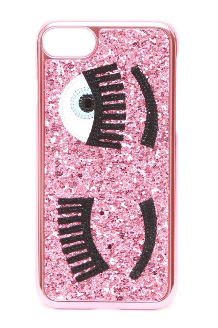CHIARA FERRAGNI I-phone 7 glitter case