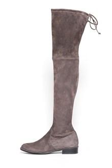 STUART WEITZMAN 'Lowland' high suede boots