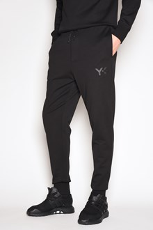 Y-3 Logo printed sweatpants with drawstring