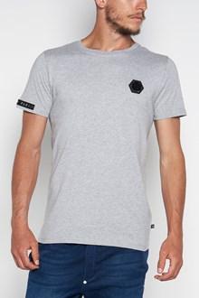PHILIPP PLEIN roundneck 'Basic two' printed t-shirt
