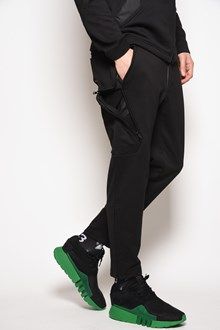 Y-3 Zipped sweatpants with pockets