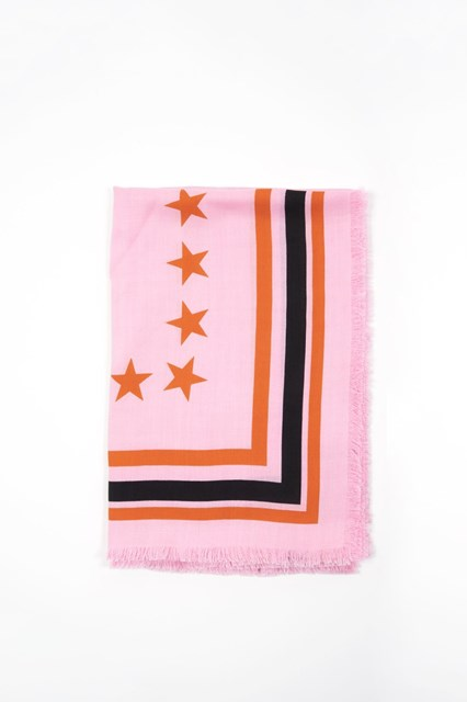 GIVENCHY Printed scarf