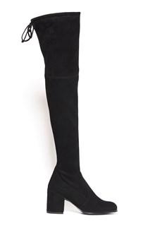 STUART WEITZMAN 'Tieland' suede high boots