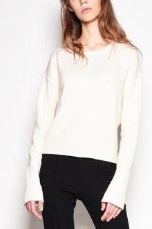 AGNONA Cashmere crew-neck slim fit  sweater