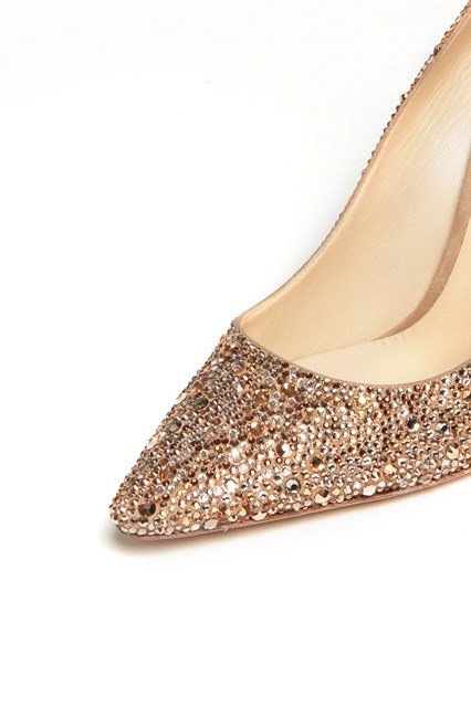 JIMMY CHOO 'Romy' pumps with crystals