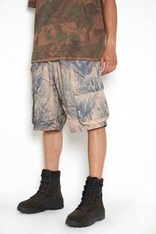 YEEZY camouflage printed sweatshort