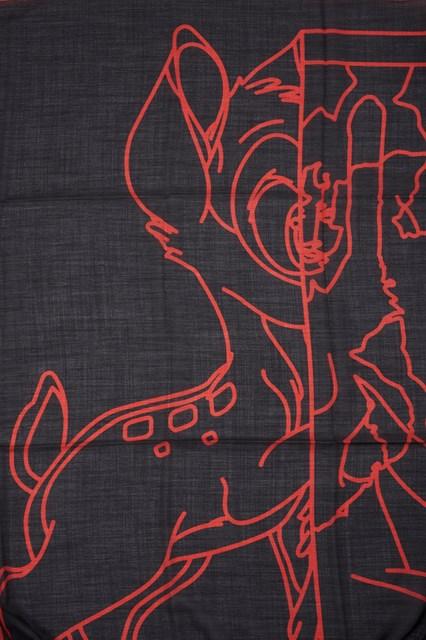 GIVENCHY 'Bambi' printed scarf