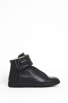 MAISON MARGIELA High leather sneaker