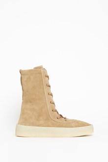 YEEZY 'Crepe' suede boots