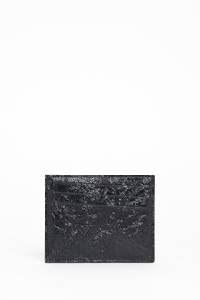 MAISON MARGIELA 'Shining' leather cardholder