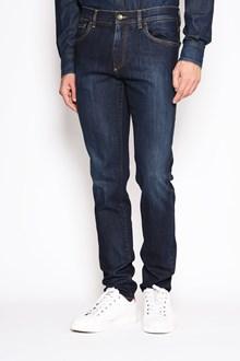 DOLCE & GABBANA 'Comfort' denim jeans. Crutch 16, Drop 17
