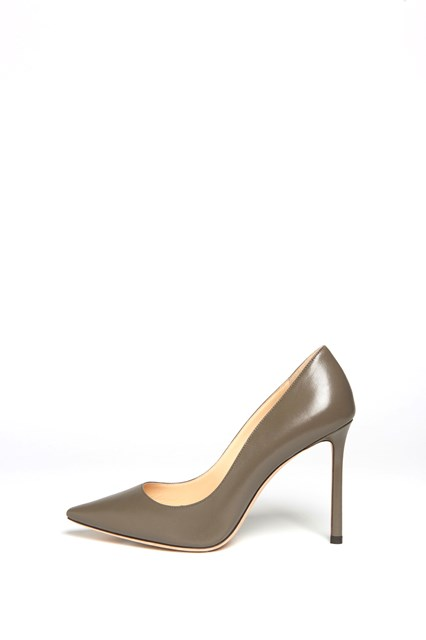 JIMMY CHOO 'Romy' leather pumps