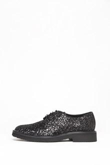 GIUSEPPE ZANOTTI DESIGN 'Tyson' glittered laced shoes