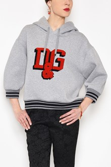 DOLCE & GABBANA Hooded sweatshirt with logo