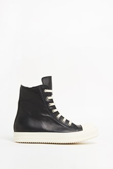 RICK OWENS calf leather sneaker