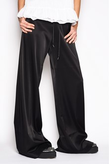 McQ ALEXANDER McQUEEN Wide drawstring pants with pockets