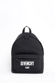 GIVENCHY Canvas backpack with print