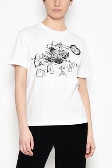 McQ ALEXANDER McQUEEN Cotton t-shirt with 'Bunny' print
