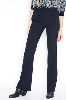 CHLOÉ Cropped wide trousers