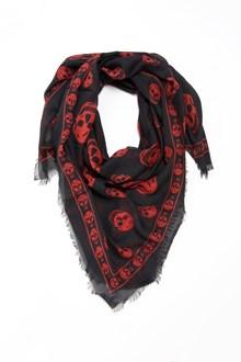 ALEXANDER MCQUEEN 'Skull' printed scarf