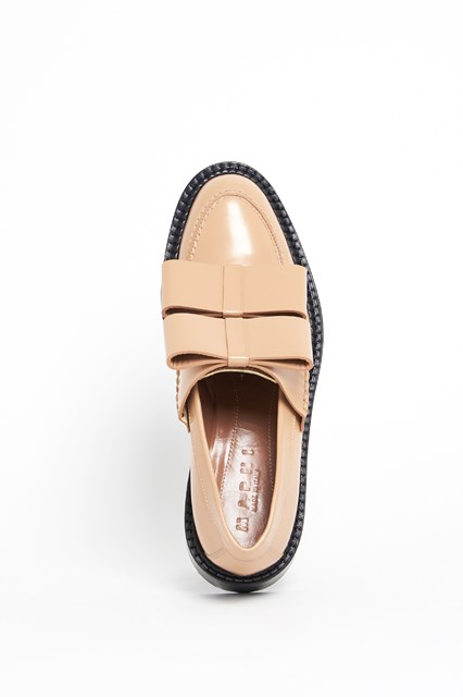 MARNI bows lace up shoes