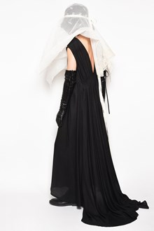 ANN DEMEULEMEESTER 'June' long sleeveless dress